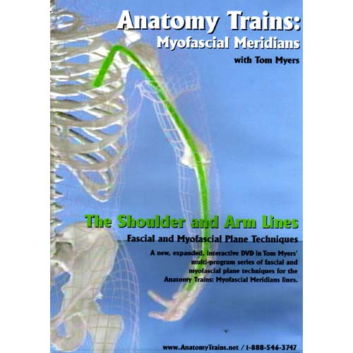 Anatomy Trains Vol 10: Arm Lines DVD