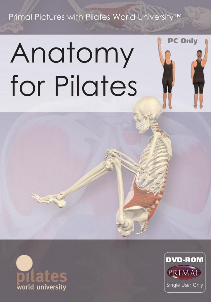 Anatomy for Pilates DVD-ROM