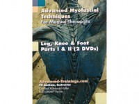 Leg, Knee & Foot  2 DVD Set with Notebook