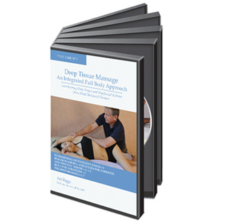 Deep Tissue Massage; An Integrated Full Body Approach DVD Set by Art Riggs