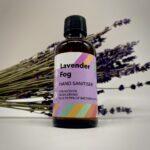 FogPod™ Lavender Scented Hand Sanitiser